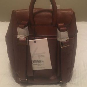 Kelly Tooke Backpack! Brand New leather